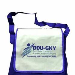 Blue DDU GKY Welcome Kit Bags