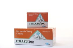 ITRAZU-200 Mg Capsules