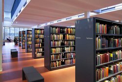 Depends Library Interior Designing