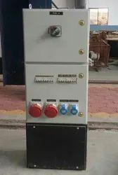 Plug Socket Distribution Panel