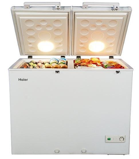 Haier 325 Ltrs Dual Freezer, HDF-325HC