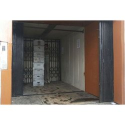 Drum Type Freight Elevator