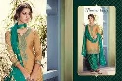 KESSI PATIALA SUITS MATERIAL