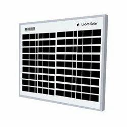 Loom Solar Panel 10 Wt Mono Crystalline