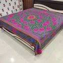 Suzani Embroidered Bed Sheet