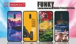 Funkey Print One Plus 7 Mobile Cover for Personal & Business