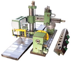 CNC Traveling Column Radial Drilling Machine