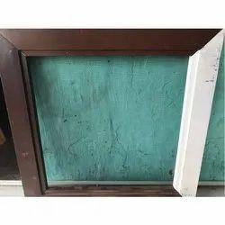 Wooden Mesh Window, Shape: Square