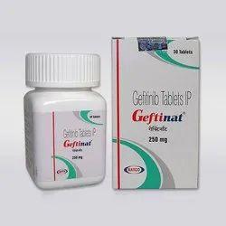 Gefitinib (250mg) Geftinat Tablet