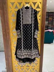 Party Wear Pakistani Designer Sharara Suits