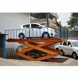 Hydro Mobile Scissor Type Car Lift