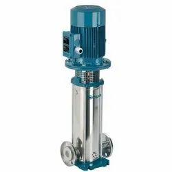 Calpeda SS Vertical Multistage Pumps, Model Number: Mxv, Capacity: 100000 L