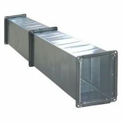 Stainless Steel Ventilation Duct