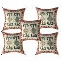 Traditional Cotton Cushion Cover Set
