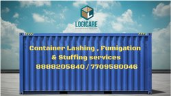 Container Lashing Fumigation Staffing Services