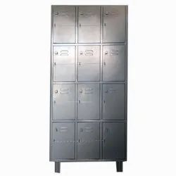 12 Compartment Storage Locker