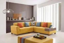 L-Shape 7 Seater Sofa