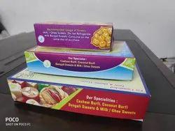 Laminated Sweet Boxes