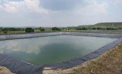 Fish Ponds Geomembrane
