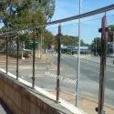 Stainless Steel Outer Railing For Home