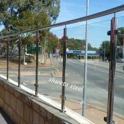 Stainless Steel Outer  Railing