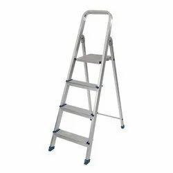 Aluminum 4 Step Ladders