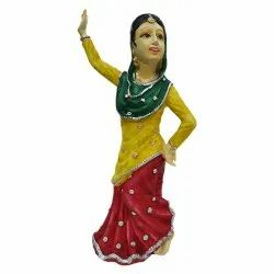 Dancing Lady Statue
