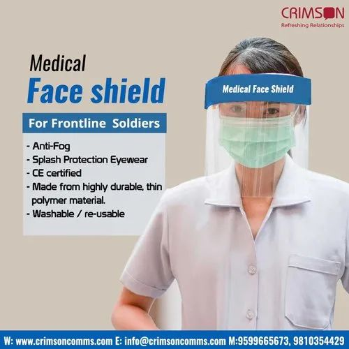 Medical Protection Face Shield
