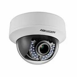 DS-2CE56C5T-AVPIR3 Outdoor IR Dome Camera