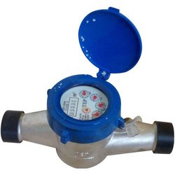 MS and SS Domestic Water Meter, Size: 0.5 - 2 Inch, Warranty: 1 Year