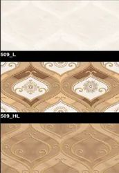 Glossy Series 509 (L, HL) Hexa Ceramic Tiles
