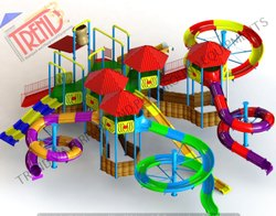 Multi Activity Play Station