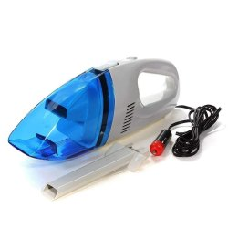 Portable & High Power 12V Vacuum Cleaner for Car - 12v