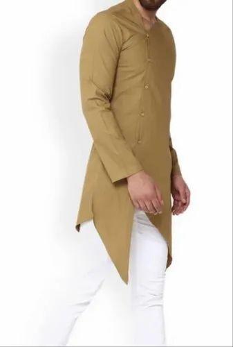 Mens Casual Wear Seven Friday Designer Kurta, Size: S-XXL