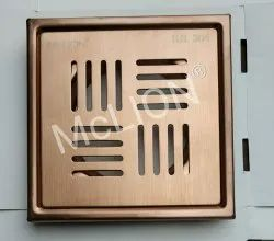 Mclion Pvd Rose Gold Floor Drain