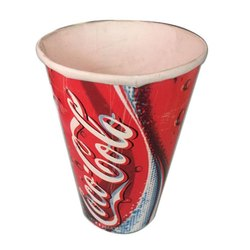 Printed 350ml Cold Drink Paper Cup, For Event and Party Supplies, Capacity: 300ml