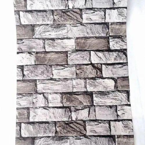 3d Stone Textured Wallpaper