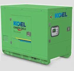 Star Generator, Model Number: 5 Kva