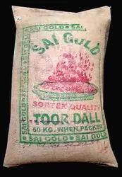 Toor Dhall Sai Gold 50 Kg Bag