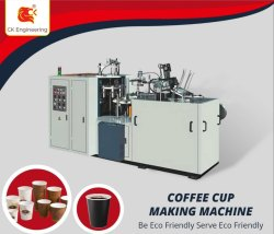 Coffee Cup Making Machine