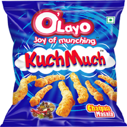 Masala Salted Kuch Much, Packaging Size: 100 Grams, Packaging Type: Packet