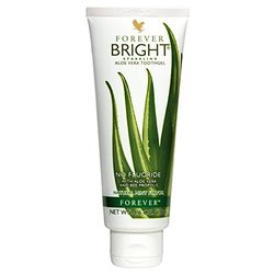 foreverliving Forever Bright Aloevera Toothgel, Packaging Size: 130 Gram