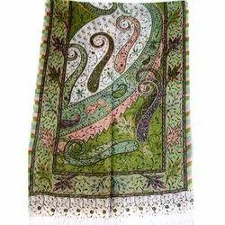 Silk Printed Shawls