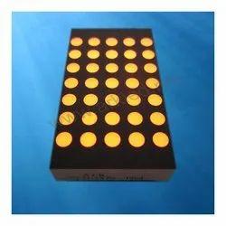 1.2 Inch 5x7 Dot Matrix Display