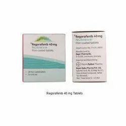 Regorafenib Tablets 40 mg