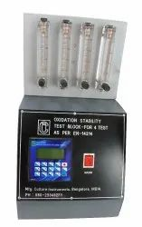 Rancimat Oxidation Stability Test Apparatus
