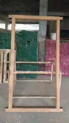 Arch Brown Door Frames And Windows, Grade Of Material: African Teak Wood