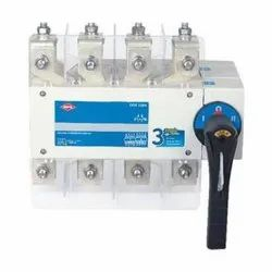 100 Amp Three Phase HPL Changeover Switch