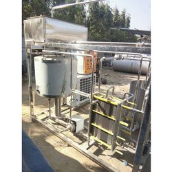 Milk Pasteurizer Machine