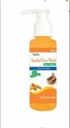 Herbal Sandal Face Wash With Turmeric